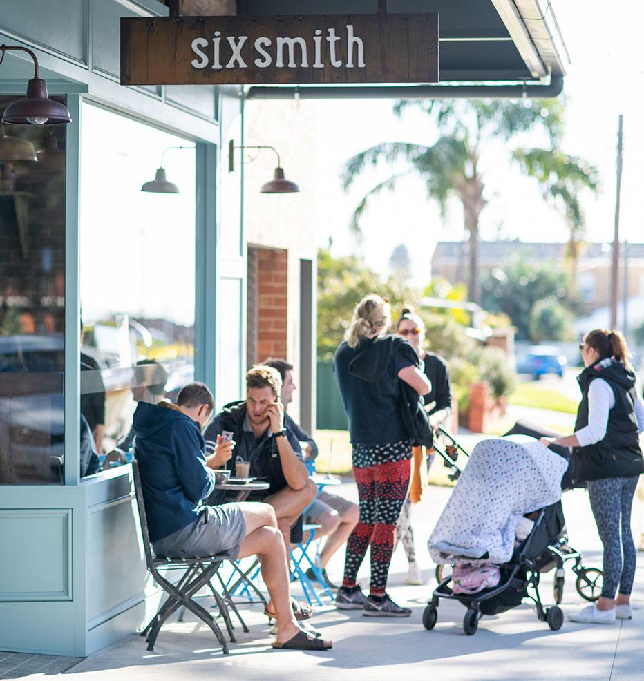 SixSmith Cafe Cronulla